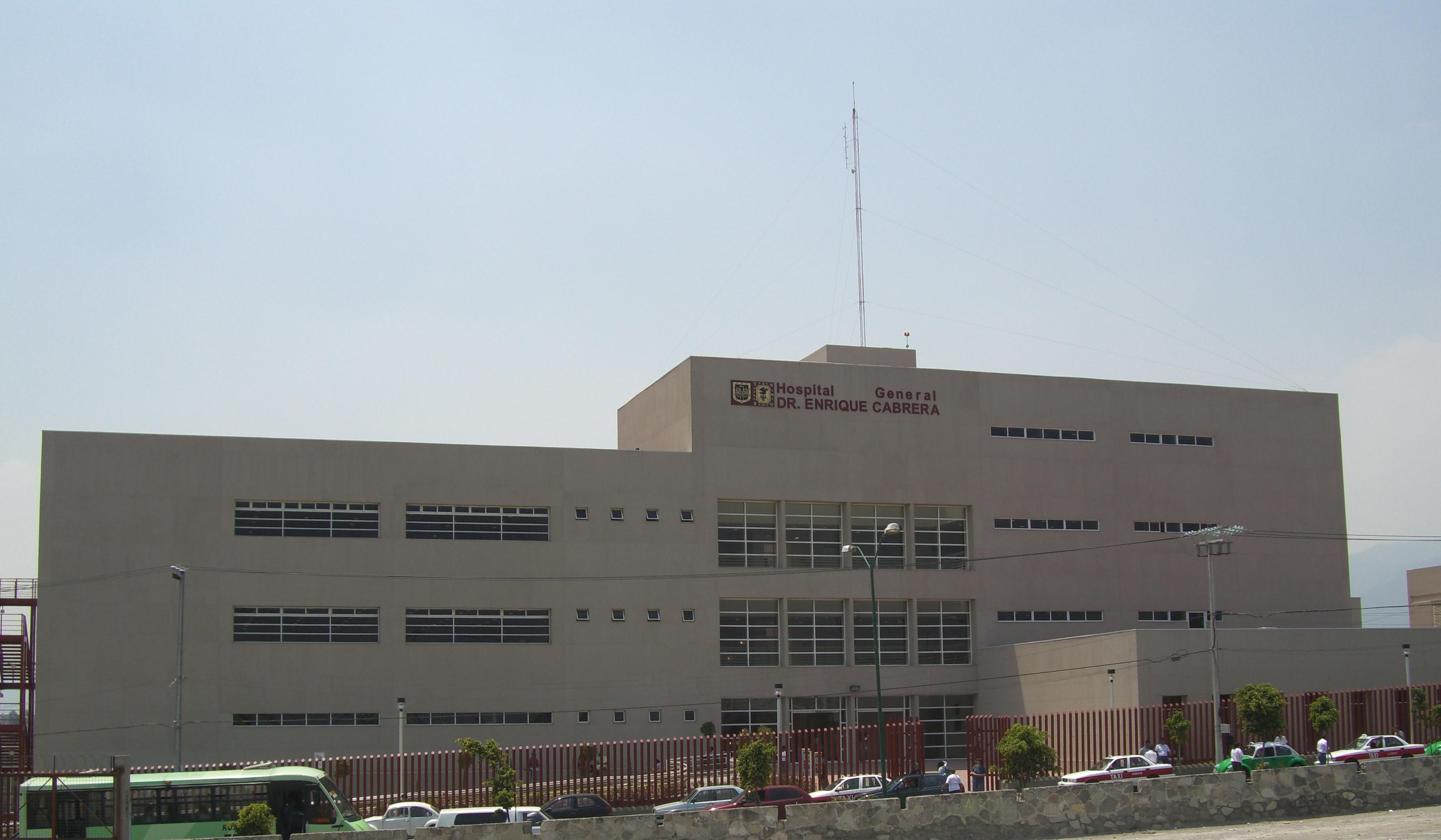 Hospital General Dr. Enrique Cabrera Mexico