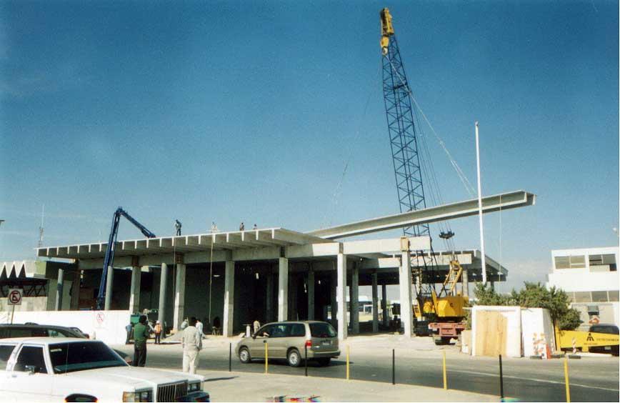 Aeropuerto Monterrey TT Montage